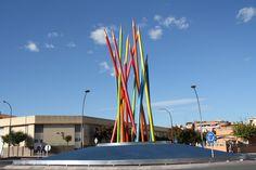 Rotonda de los lápices (Reus)