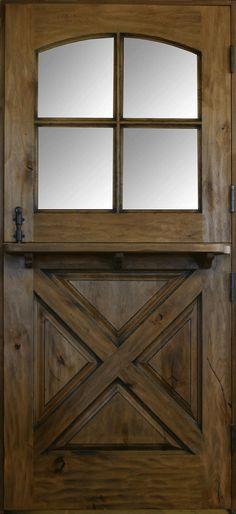 I {heart} Dutch Doors...open The Top Part Of The Door