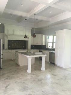 white epoxy metallic floor                                                                                                                                                                                 More