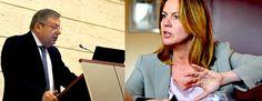 Informazione Contro!: Il ministro Beatrice Lorenzin promuove l'indagato