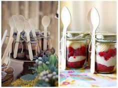 Mason Jar Food Containers