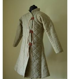 A gambeson based on Rus kaftans