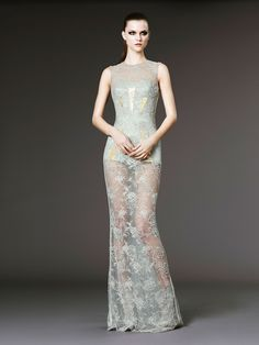 Atelier Versace Spring/Summer 2012 featuring Kasia Struss - My Face Hunter