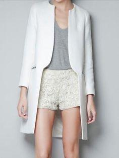 Dress Type Long Suit Jacket