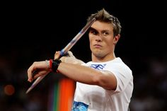 Andreas Thorkildsen of Norway - Beijing 2008 & Athens 2004 - Mens' Javelin
