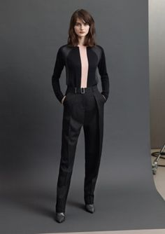 Jil Sander Navy Fall 2013 Collection – Season Appropriate