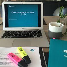 Så er jeg klar til at byde endnu et hold psykisk førstehjælpere velkommen!