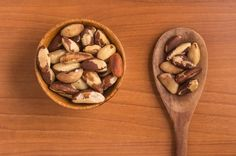 Brazil Nuts from Fight Holiday Season Depression With These 10 Mood-Lifting Foods Slideshow