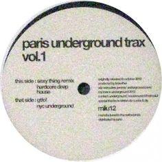 Paris Underground Trax - Vol. 1