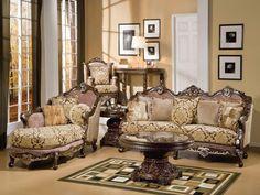 Tips Para Decoración Estilo Victoriano Victorian Living - Victorian living room set