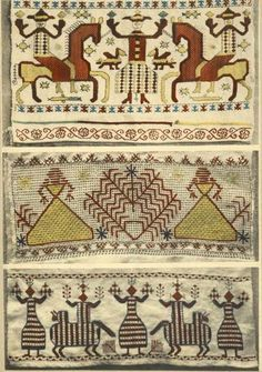 Folk Embroidery Patterns Embroidery of ancient Slavic wards and the meaning of their symbols in the scheme Russian Embroidery, Folk Embroidery, Learn Embroidery, Vintage Embroidery, Embroidery Patterns, Machine Embroidery, Embroidery Tools, Modern Embroidery, Sculpture Textile