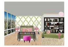 Check out this moodboard created on @olioboard: new projecto for a special girl by indesigninteriores