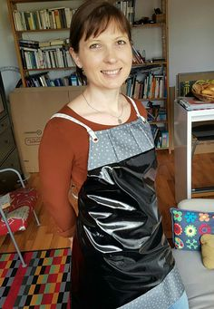 Plastic Aprons, Pvc Apron, Rubber Gloves, Sexy Latex, Chemistry, Work Wear, Overalls, Heaven, Change
