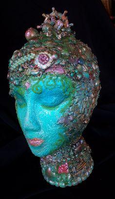 The Fantastic Bead Mosaics Neptune's Bride