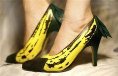 Chaussures banane