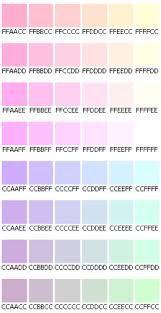 paleta colores pastel - Buscar con Google