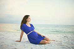 Seaside, Florida Maternity Photos by pure7studios