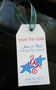 Destination Wedding Save the Date | Destination Wedding DetailsDestination Wedding Details