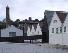 Command of the Oceans is a unique conservation and re-use project at Chatham Historic Dockyard by Baynes and Mitchell Architects, and has been shortlisted for the 2017 RIBA Stirling Prize.
