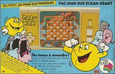 Pac man, le jeu vidéo