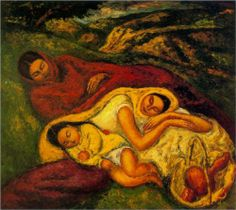 Relaxation - Arturo Souto 1954 @abbey Phillips Wood
