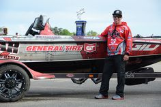 General Tire Wins Again in Bassmaster Elite Series General Tire, Two By Two