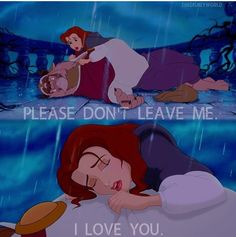 Those perfect Disney moments