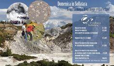 Il Vulcano Solfatara di Pozzuoli è uno dei luoghi più interessanti di tutta la Regione. L'ampio cratere e l'area boschiva formano un'oasi naturalistica di grande bellezza e notevole rilevanza scientifica.  Una Domenica soleggiata come quella odierna è l'occasione ideale per visitare ed esplorare la Solfatara, scoprirne tutti i segreti ed assaporarne la tranquillità.   Situata grosso modo al centro del Parco Regionale dei Campi Flegrei, la Solfatara, è aperta tutto il giorno fino. Vi…