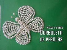NM Bijoux - Florzinha de miçanga - passo a passo - YouTube