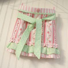 sweet confections apron by nanaCompany, via Flickr