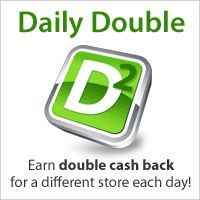 I get Cash Back when I shop online - Sign up with Ebates and you can too!    http://www.ebates.com/rf.do?referrerid=w/6oJTCsAniH7kFFBrHH/w==