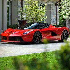 #Ferrari #LaFerrari | Great Shot! Tag Your Friends Below. Via @CarsGasm #CarsGasm