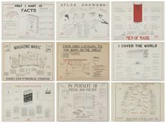 Vintage library infographics