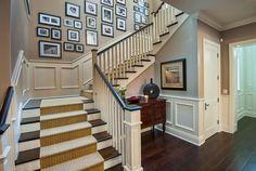 Деревянные лестницы в доме на второй этаж цена - от 110 000 руб! Установить