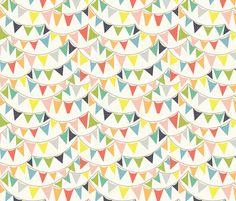 banner_fabric fabric by heidiryancreative on Spoonflower - custom fabric