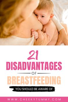 Breast milk is the healthiest food your newborn can eat. But breastfeeding isn't all milk and honey. There are also a few disadvantages of breastfeeding you should know. Read Disadvantages Of Breastfeeding You Should Be Aware Of Stopping Breastfeeding, Breastfeeding Foods, Disadvantages Of Breastfeeding, Postpartum Workout Plan, Fantastic Baby, All Family, Baby Arrival, After Baby, Baby Hacks