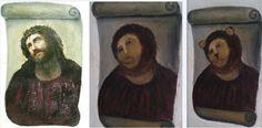 Old Woman Destroys Spanish Fresco with DIY Restoration