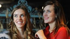 Female shoppers embrace Edmonton sisters' vision – to pair the custom tradition with the convenience of the Web