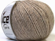 SIGN UP NEWSLETTER FEEDBACK ABOUT US This listing is for: 8 Balls (400 gr - 14.108 oz.)BABY ALPACA CAMEL Hand Knitting Yarn Beige Item Information Brand : ICECategory : Baby Alpaca CamelClick here for other available colors of Baby Alpaca CamelLot # : Fnt2-31683Main Color : CreamColor : Beige Fiber Content : 20% Baby Camel, 30% Baby Alpaca, 15% Nylon, 35% AcrylicNeedle Size : 4 mm / US 6Yarn Weight Group : 3 Light: DK, Light, WorstedQuantity: 8 ballsBall Weight : 50 gr. (1.7635 oz.)Ball ...