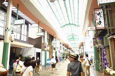 Day3 經過商店街趕去看山鉾巡行