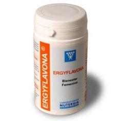 las isoflavonas de soja de ergyflavona de nutergia en los periodos de la menopausia ayudan a mejorar la calidad de vida y ayudan a preservar la osteoporosis.