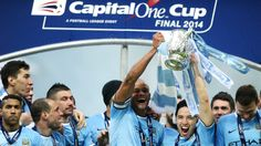 Manchester City FC Capital Cup Winners 2014