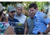 Place Beyond the Pines shoot in Schenectady, NY    RYAN GOSLING AND BRADLEY COOPER—ON 35mm FILM | Leonard Maltin