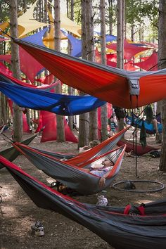ENO hammock Party! I love my ENO! Id love to get people out to do this!