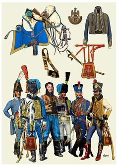 French 5th Regt. of Hussars