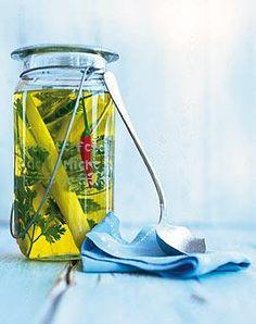 Rezept: Thai-Zitronengrasöl