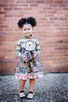 Children / Family Photography - Little Photographer