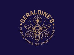 Geraldine and the Honey Bee by Brian Steely