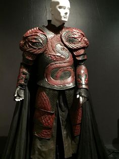 Image result for dracula untold armor arms
