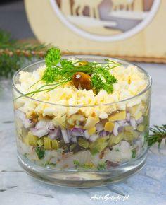 Ukrainian Christmas, Shrimp Tacos, Polish Recipes, Vegan Vegetarian, Acai Bowl, Seafood, Food Porn, Food And Drink, Pudding